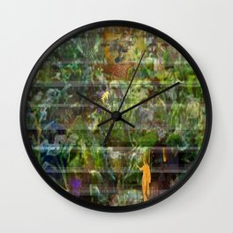 Something Funny Wall Clock
