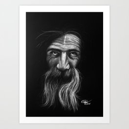 The Shadows Prints Art Print