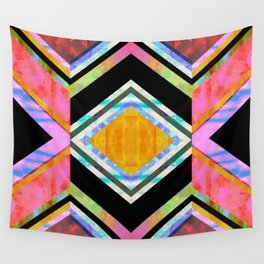 Hana Chevron Wall Tapestry