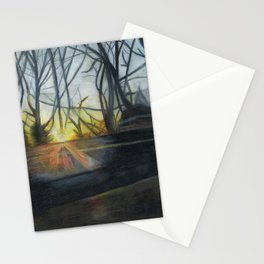 A View from my Window Stationery Cards