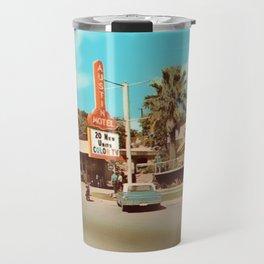 Vintage Austin Motel Travel Mug