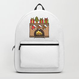Christmas Stockings Backpack