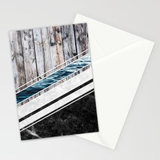 Striped Materials of Nature I Stationery Cards