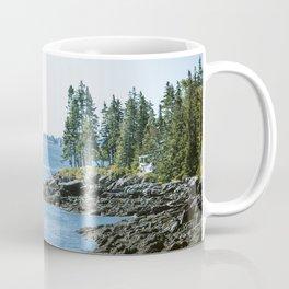 New England Sailing x Maine Coast Coffee Mug