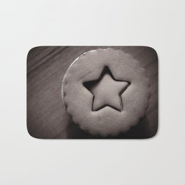 Festive Star Bath Mat