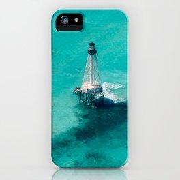 Alligator Light iPhone Case
