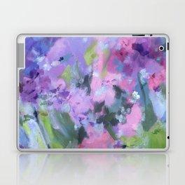 Lavender Blue Laptop & iPad Skin