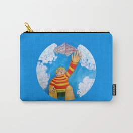Round Boy Carry-All Pouch
