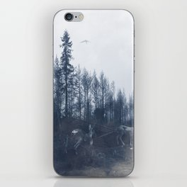 After the fire V iPhone Skin