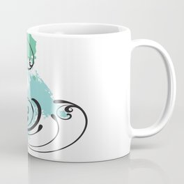 Jelly Mermaid Coffee Mug