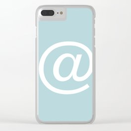 At Clear iPhone Case