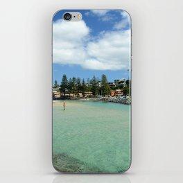 Coastal Bliss iPhone Skin