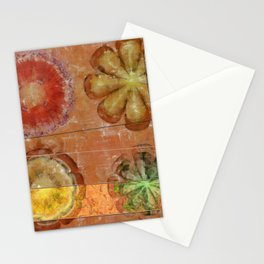 Groanful Structure Flower  ID:16165-064021-59481 Stationery Cards