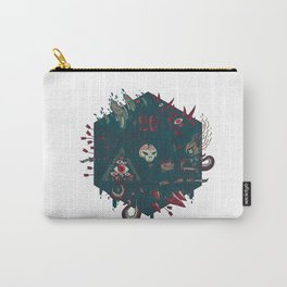 Die of Death Carry-All Pouch
