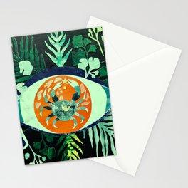 Third Eye Zodiac, Cancer Stationery Cards