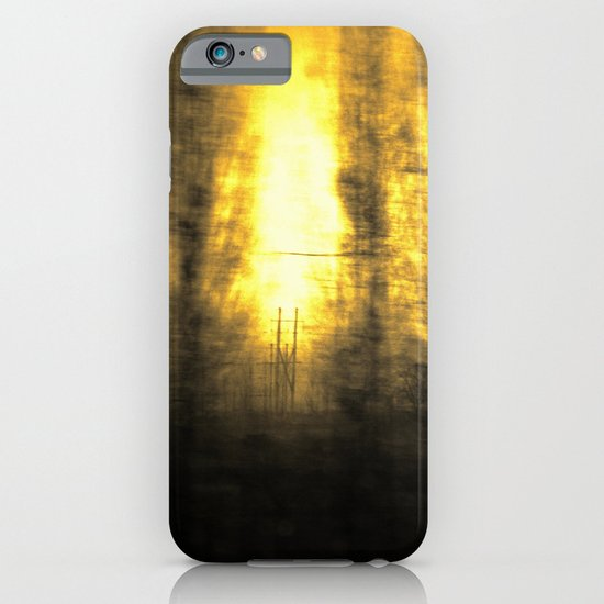 Train View iPhone & iPod Case