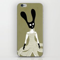 Hickory dickory iPhone Skin
