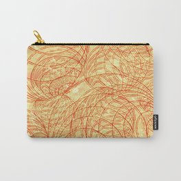 Wind In Motion Carry-All Pouch
