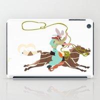 cowboy bebop iPad Cases featuring Cowboy by Design4u Studio
