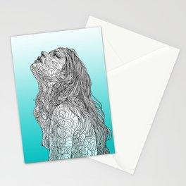 Sketch of Tender Hope Stationery Cards