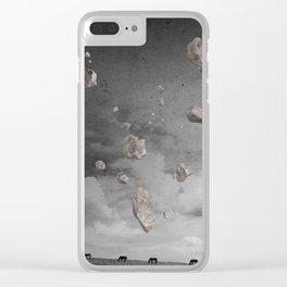 secret chaos Clear iPhone Case