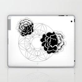 Roses mandala Laptop & iPad Skin