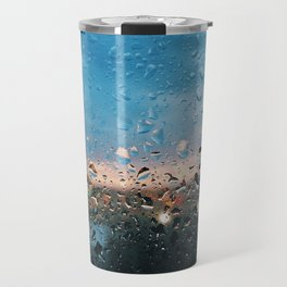 Evening Rainfall Travel Mug