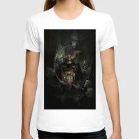 samurai T-shirts featuring Samurai by TSV89