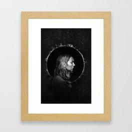 MACROCOSMOS 09 Framed Art Print