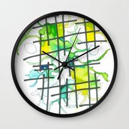 No. 12: Catherine Wall Clock