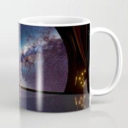 Galaxy Pool Coffee Mug
