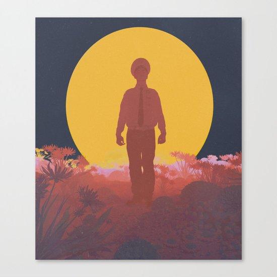 DONALDO JAMIROQUAI TRUMPPYBOY JR. (everyday 03.01.17) Canvas Print
