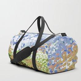 Seasonal subtleties; Fall Duffle Bag