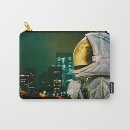 Between The Moon And The City Carry-All Pouch
