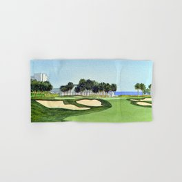 The Dunes Golf Club Myrtle Beach South Carolina Hand & Bath Towel