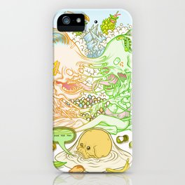 I Pine For You iPhone Case