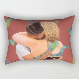 Bec and Isa Rectangular Pillow