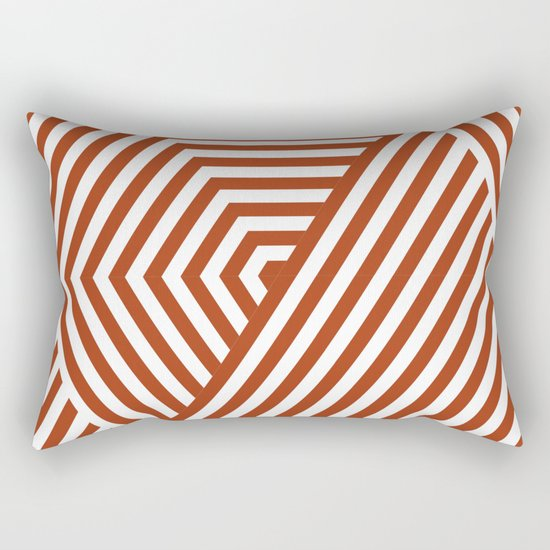 Labirinto Rectangular Pillow