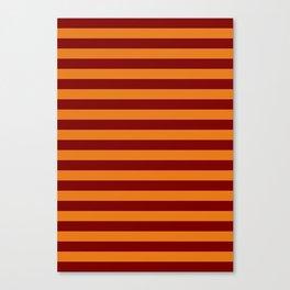 rome flag stripes Canvas Print