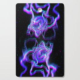 Galaxy Lost Cutting Board
