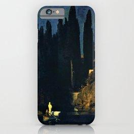Island Of The Dead - Arnold Bocklin iPhone Case