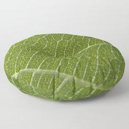 Fig tree leaf Floor Pillow