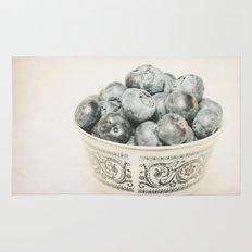 Blueberry Bowl Rug