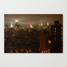 Gotham 2 Canvas Print