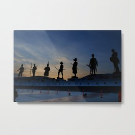 The Old Kings Metal Print