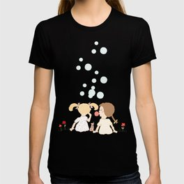 Blowing Bubbles T-shirt