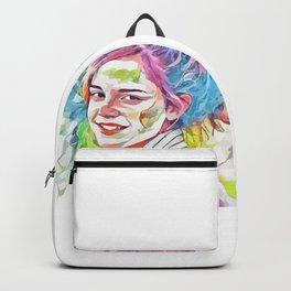 Emma Watson (Creative Illustration Art) Backpack