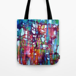 Cosmic Entanglement Tote Bag