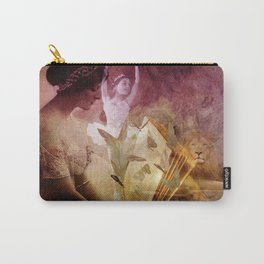 All of her days are written in His Book. Carry-All Pouch