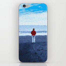 That Wild Ocean iPhone Skin